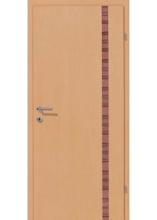 Premium i28 Buche Streifen Apfelbaum querfurniert